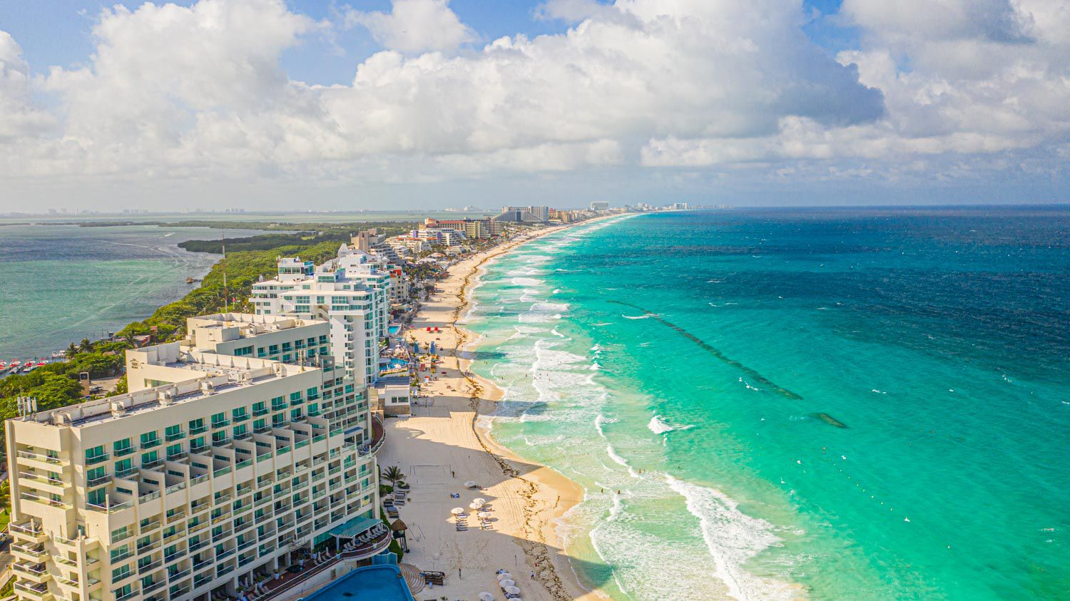 Cancun - Warm Places To Visit in February 2020