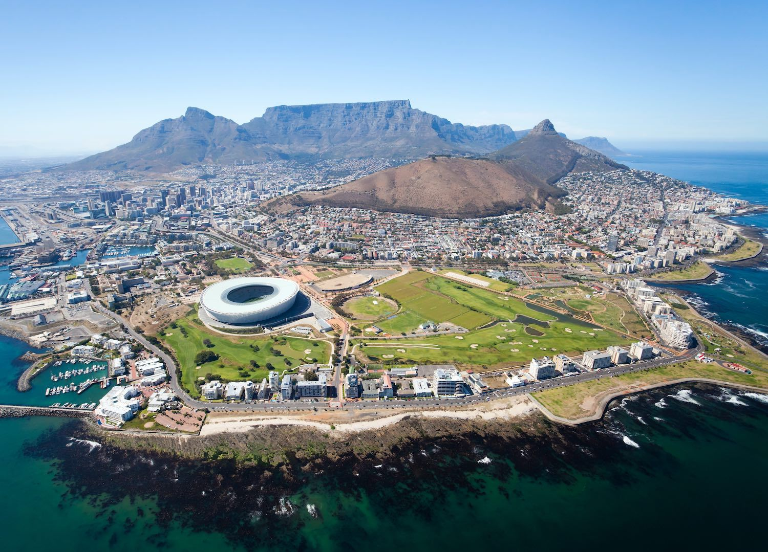 Cape Town, South Africa | Where is hot in February