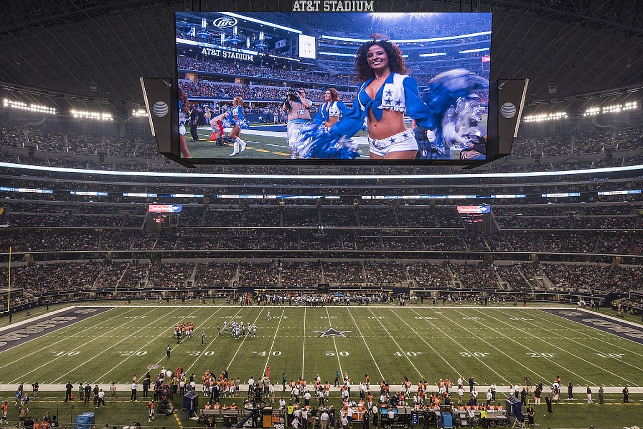 Dallas Cowboys Stadium - Best Airbnbs in Dallas