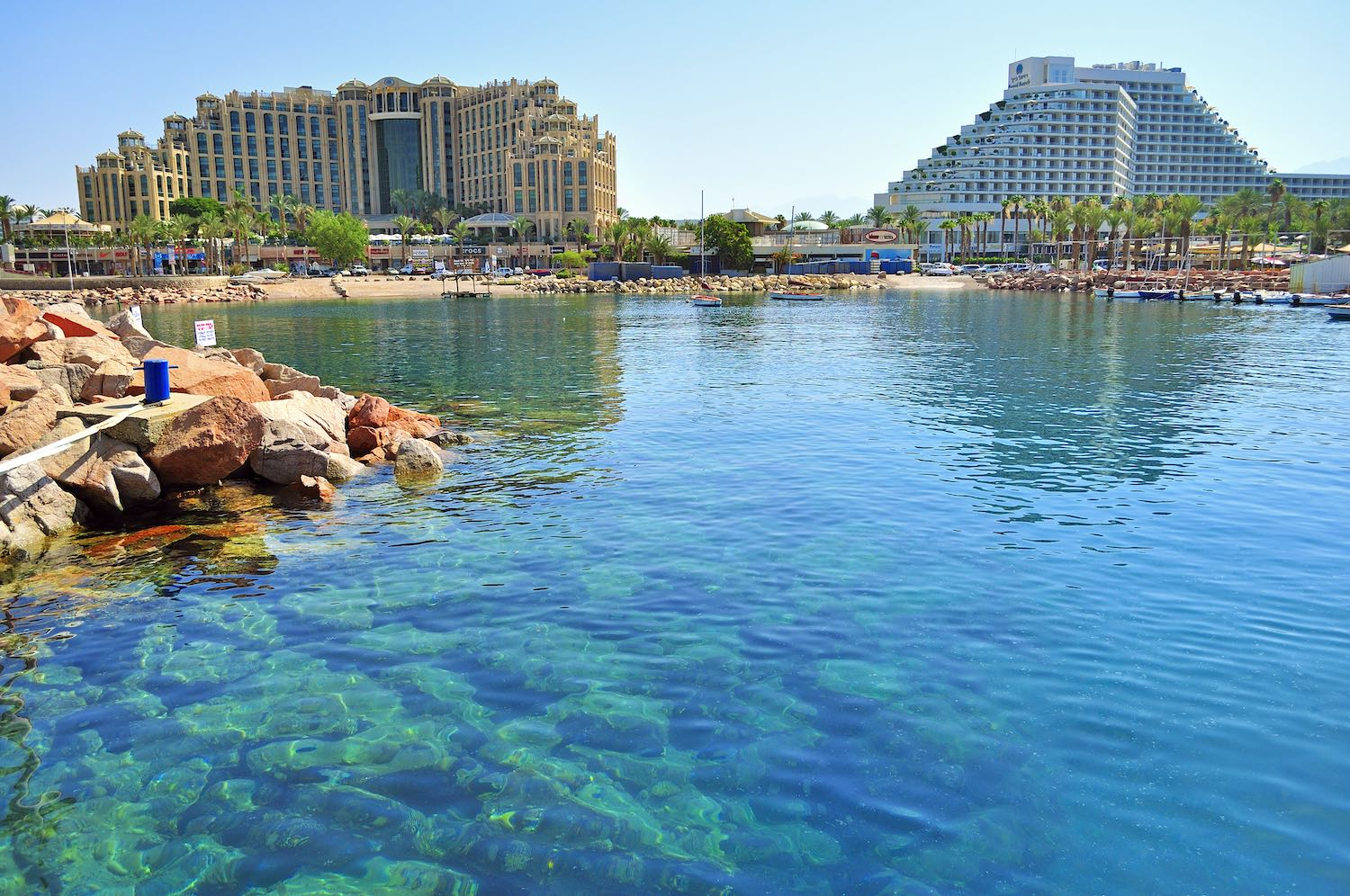 Eilat Israel - Where is Hot in january