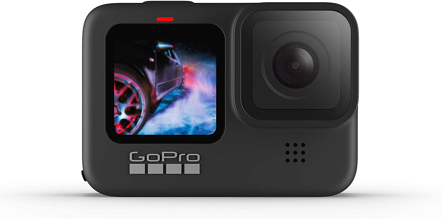 GoPro 9 Black - Travel Gifts For Men