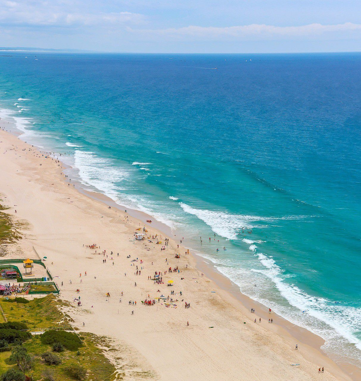 Gold Coast, Australia - Where is hot in January