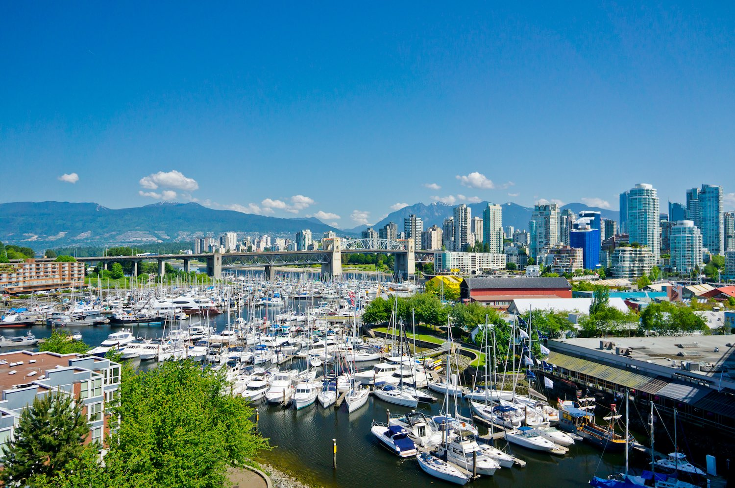 Vancouver Harbour - Best Airbnb in Vancouver 2020