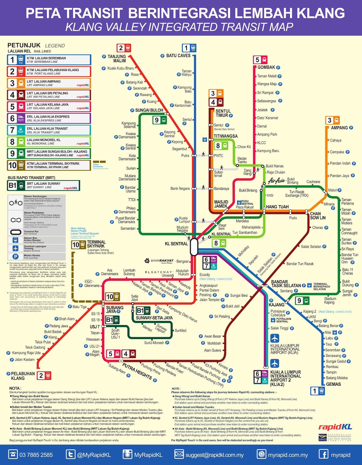 How to Get Around Kuala Lumpur in 2 Days