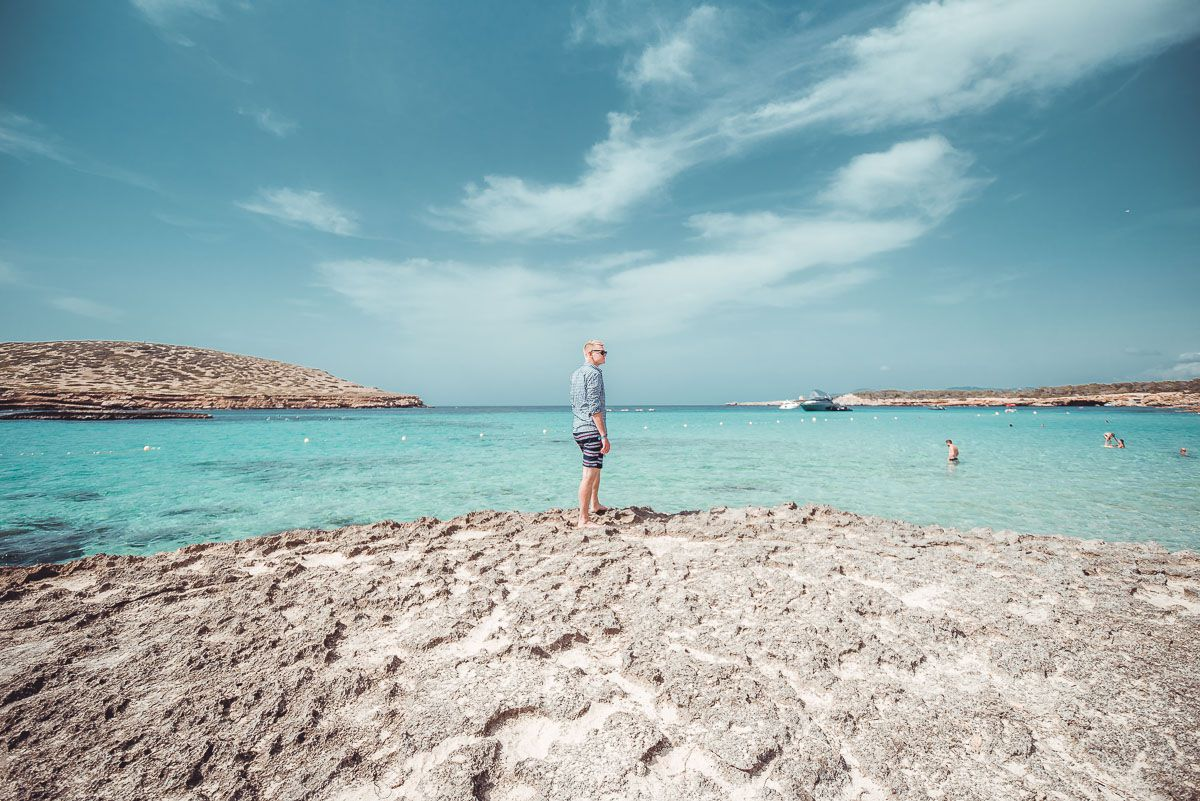 Ibiza Spain - Warm places to Visit in February 2020