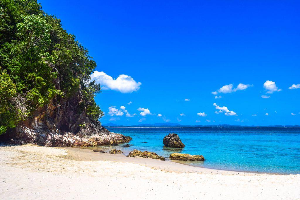 Kapas Island - Malaysia Weekend Getaways 2020