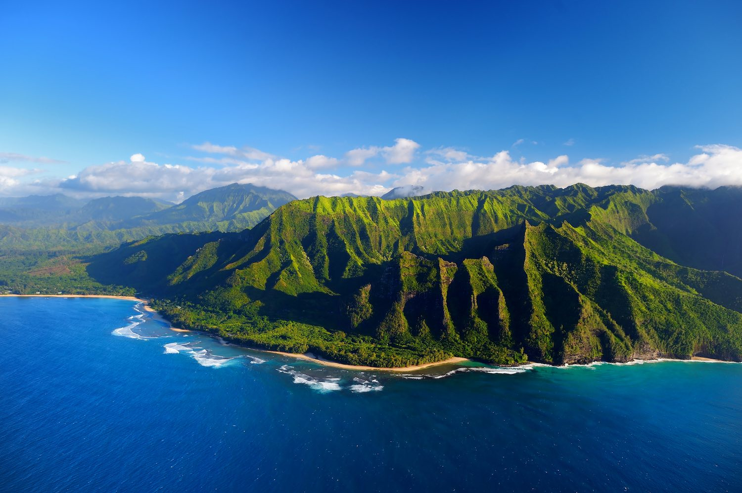 Na Pali coast - Airbnbs in Hawaii
