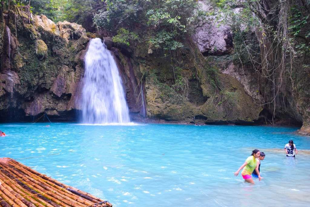 Kawasan Falls - Airbnb Cebu