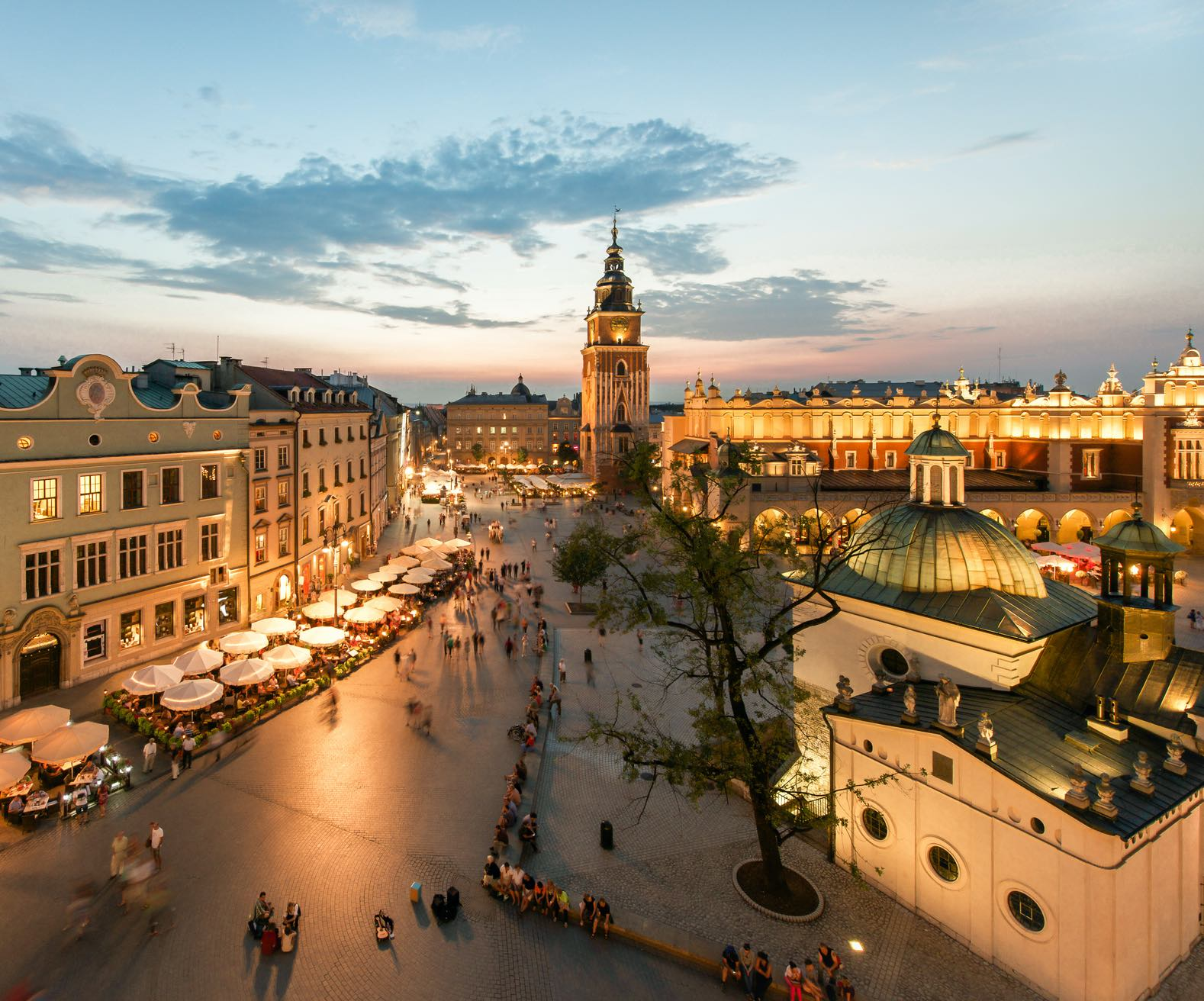 Krakow - Cheap Cities in Europe To Visit for a City Break