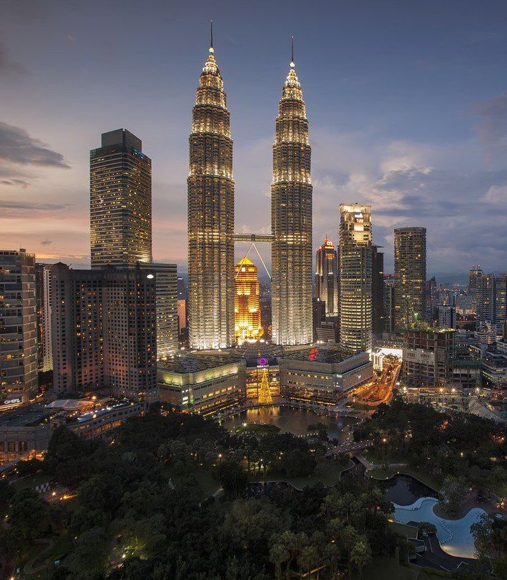 Kuala Lumpur - places to visit in Malaysia in 3 days
