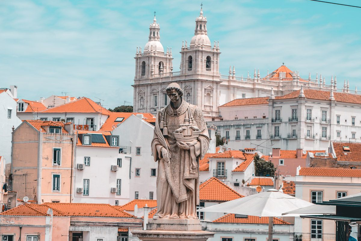 Lisbon, Portugal - Cheap Cities To Visit in Europe