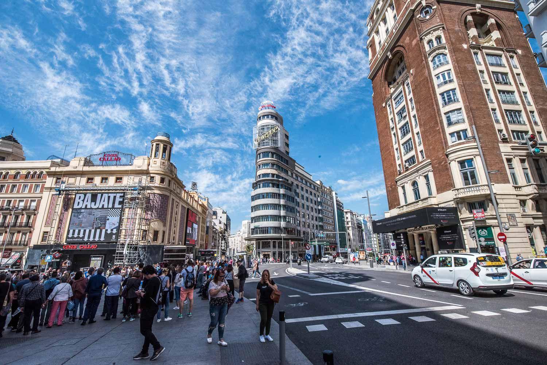 Madrid Airbnb 2020
