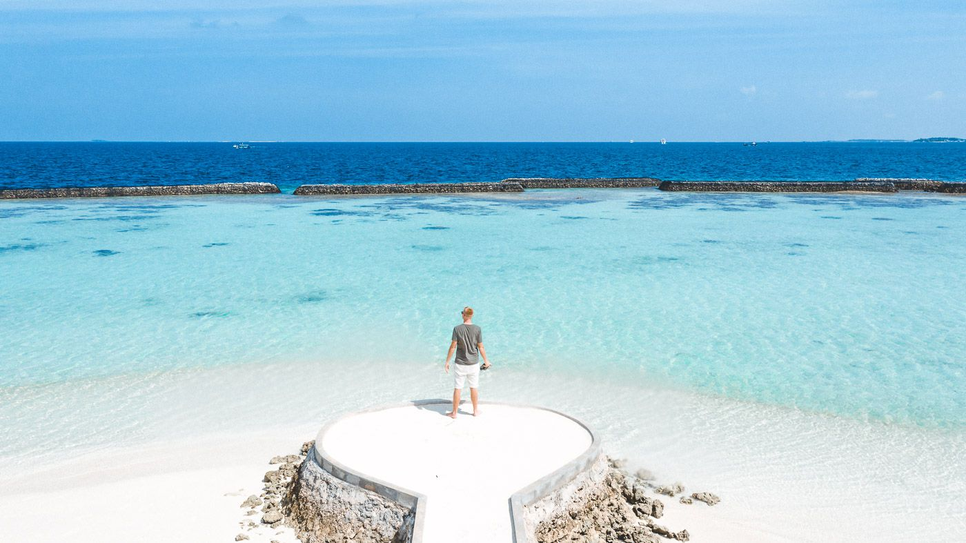 Maldives - Warm Places in February