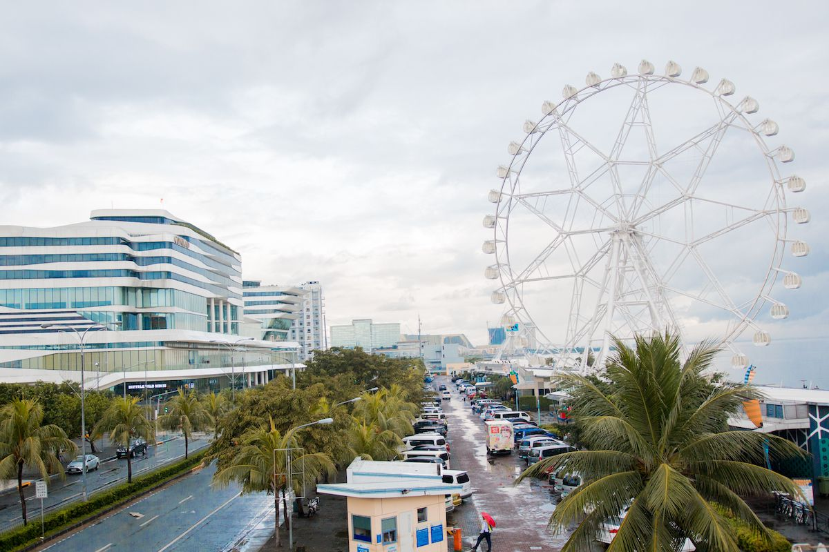 Mall of Asia - Best Airbnbs in Manila