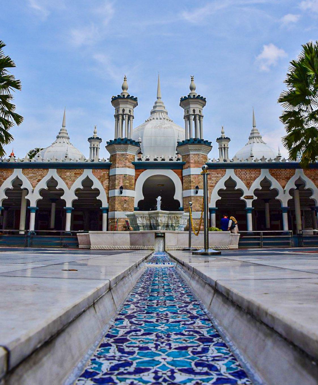 Masjid Jamek - Best Places to Visit in Kuala Lumpur