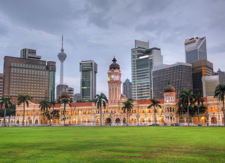 Merdeka Square - 2 Days in Kuala Lumpur Itinerary
