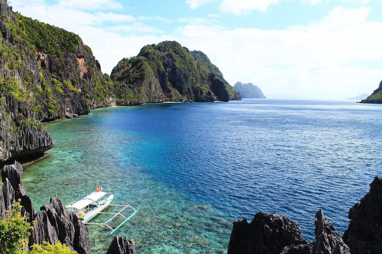 Philippines - Where is hot in January