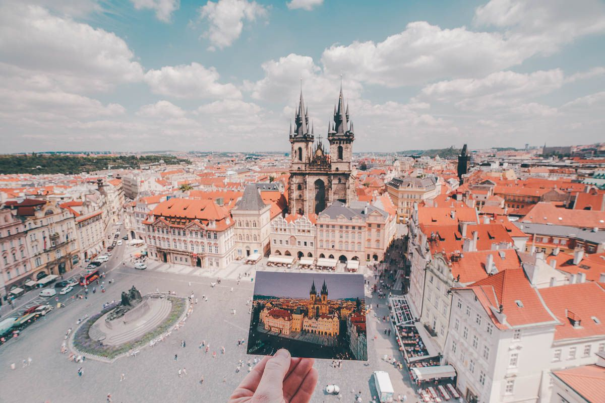 Prague - Cheapest Cities in Europe on a Budget 2020