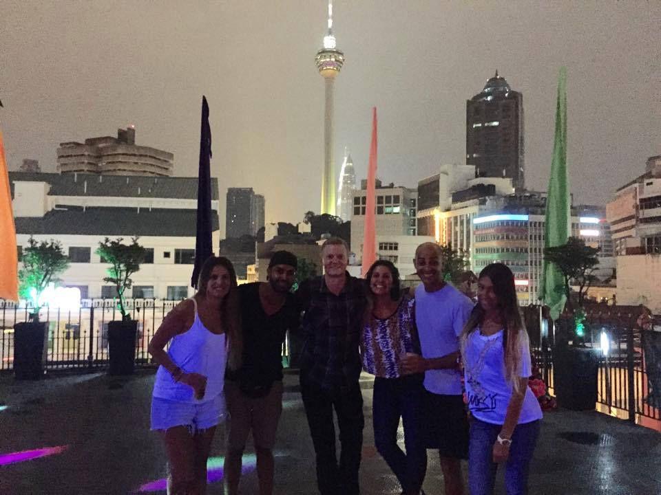 Reggae Mansion Rooftop Parties - Kuala Lumpur Itinerary