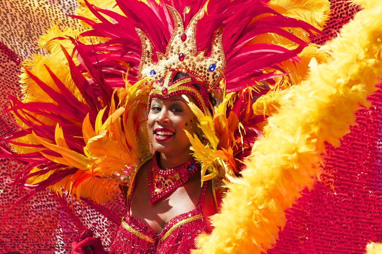 Rio Carnival - Best Places To Visit in February 2020