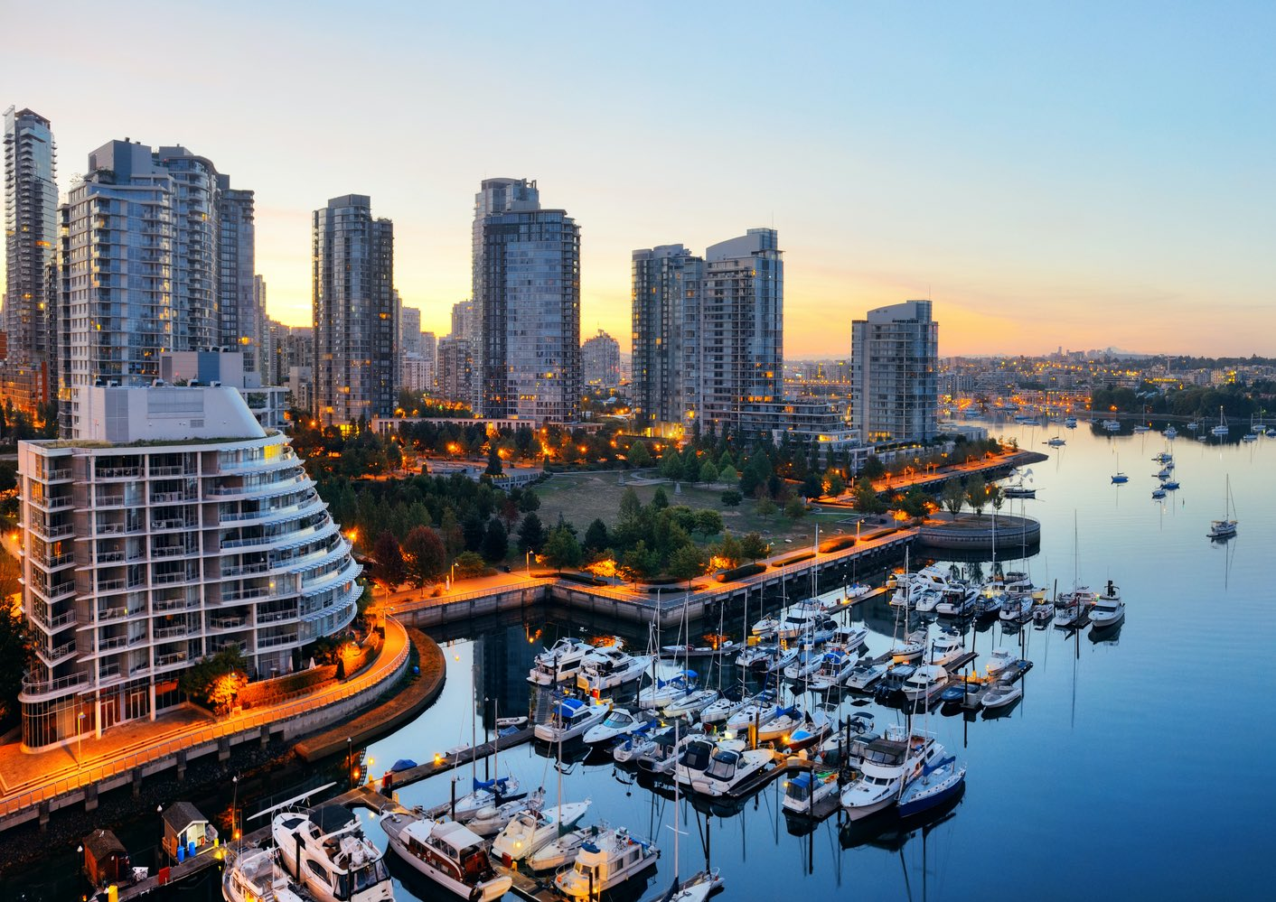 Vancouver harbor view - Where to stay in Vancouver Airbnb