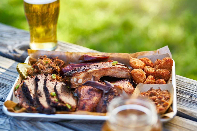 Texas BBQ - Best Airbnbs in Dallas
