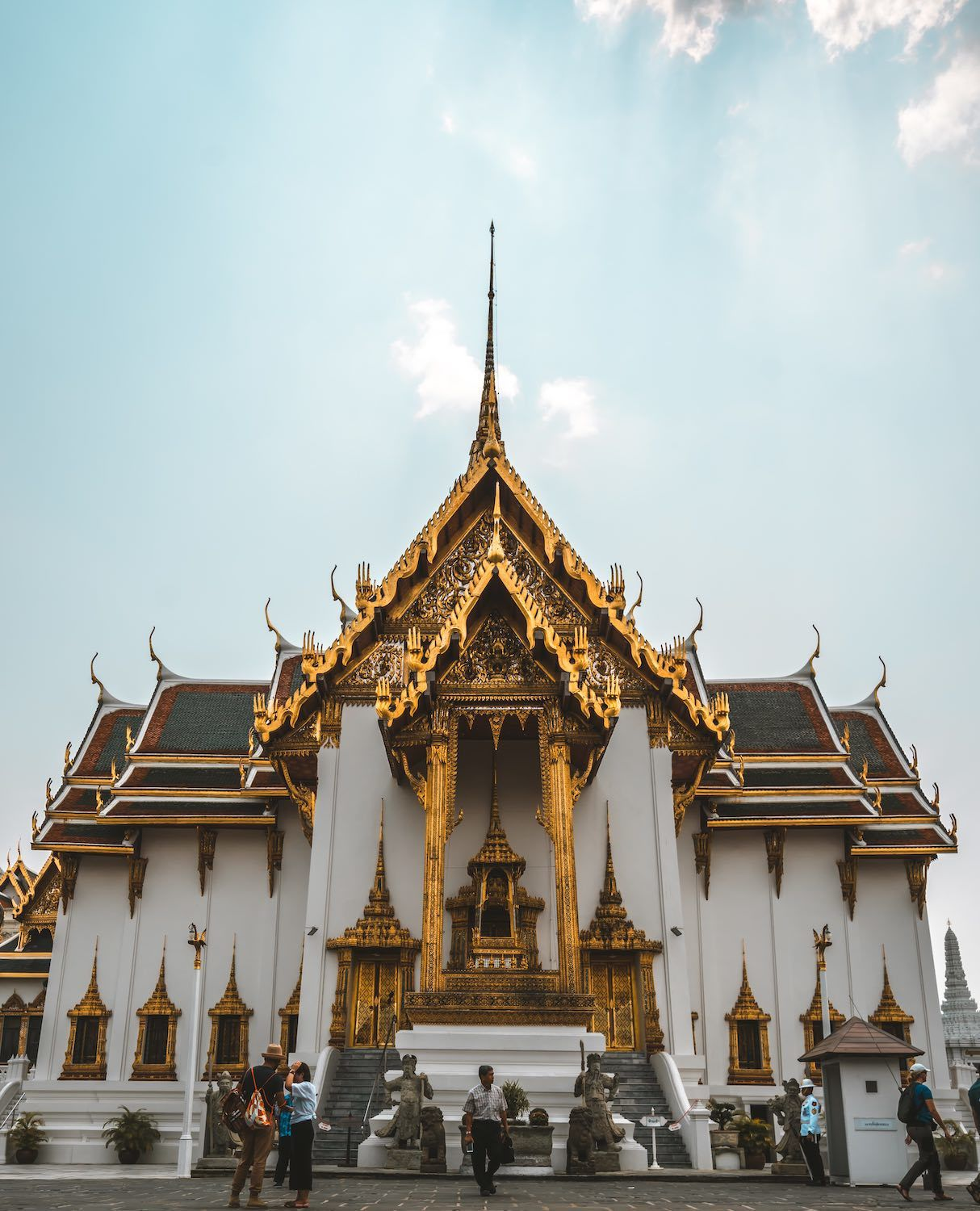 The Grand Palace - Romantic Airbnbs in Bangkok