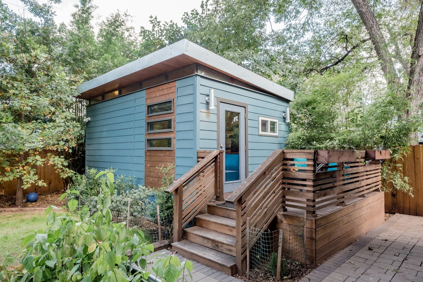 Unique Airbnb in Austin