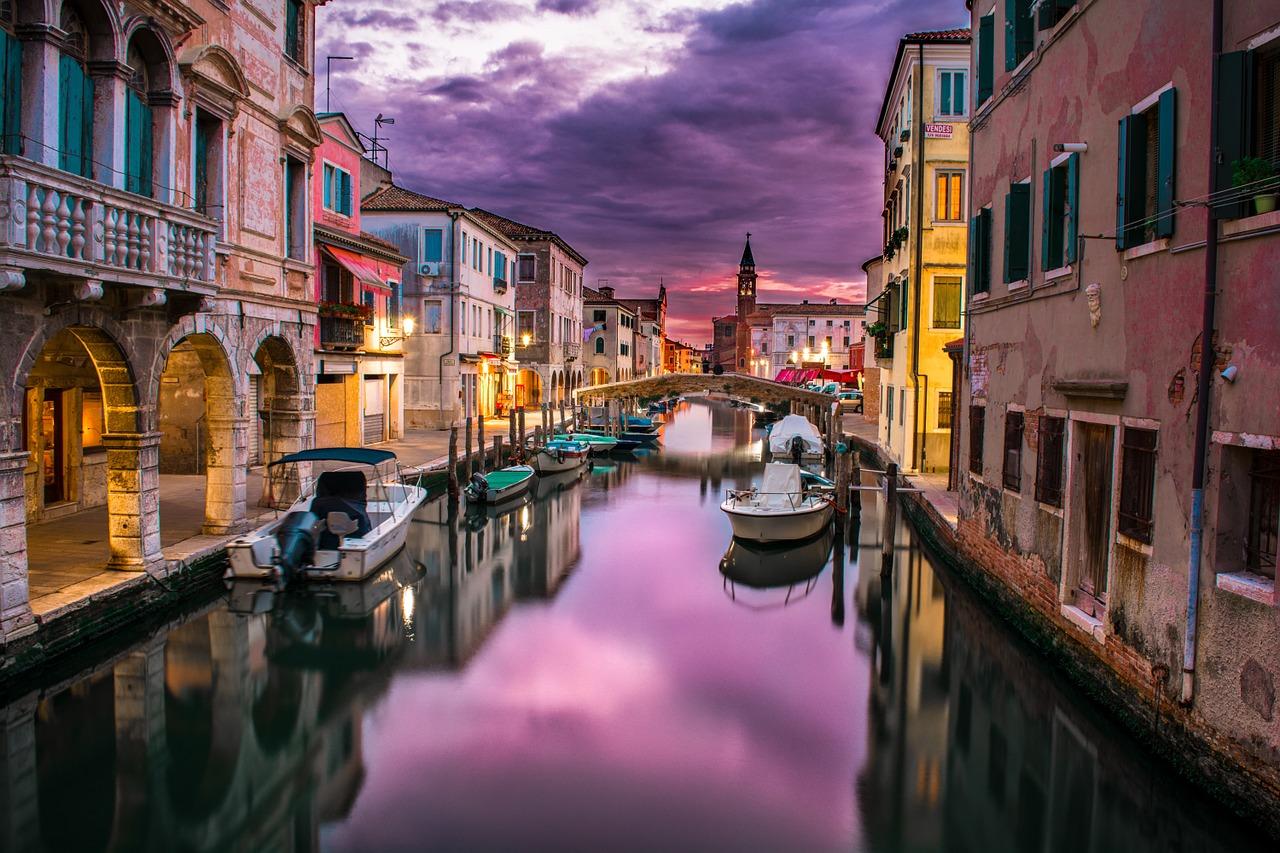Venice Canal - Venezia Airbnb Accommodation