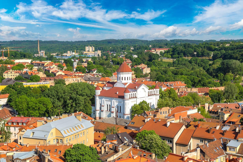 Vilnius - Cheapest Cities in Europe