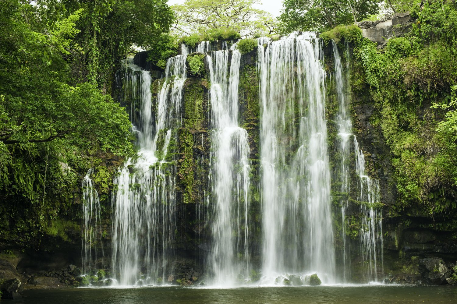 Waterfall-Costa Rica Facts