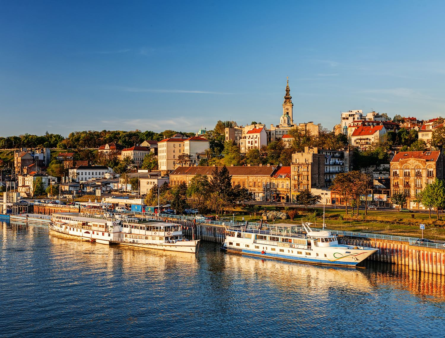 Belgrade - Cheap Cities to VIsit in Europe 2020