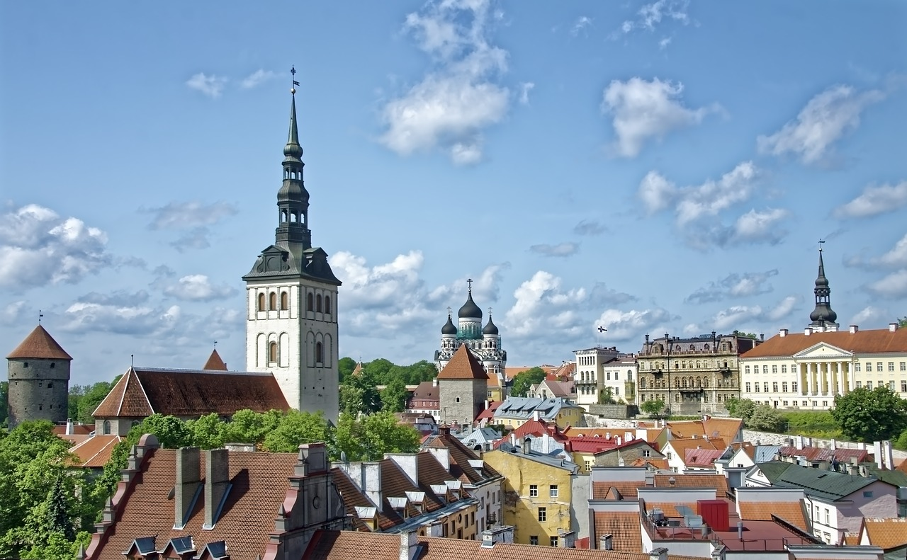 tallinn - Best Cheap Cities in Europe To Visit on A Budget