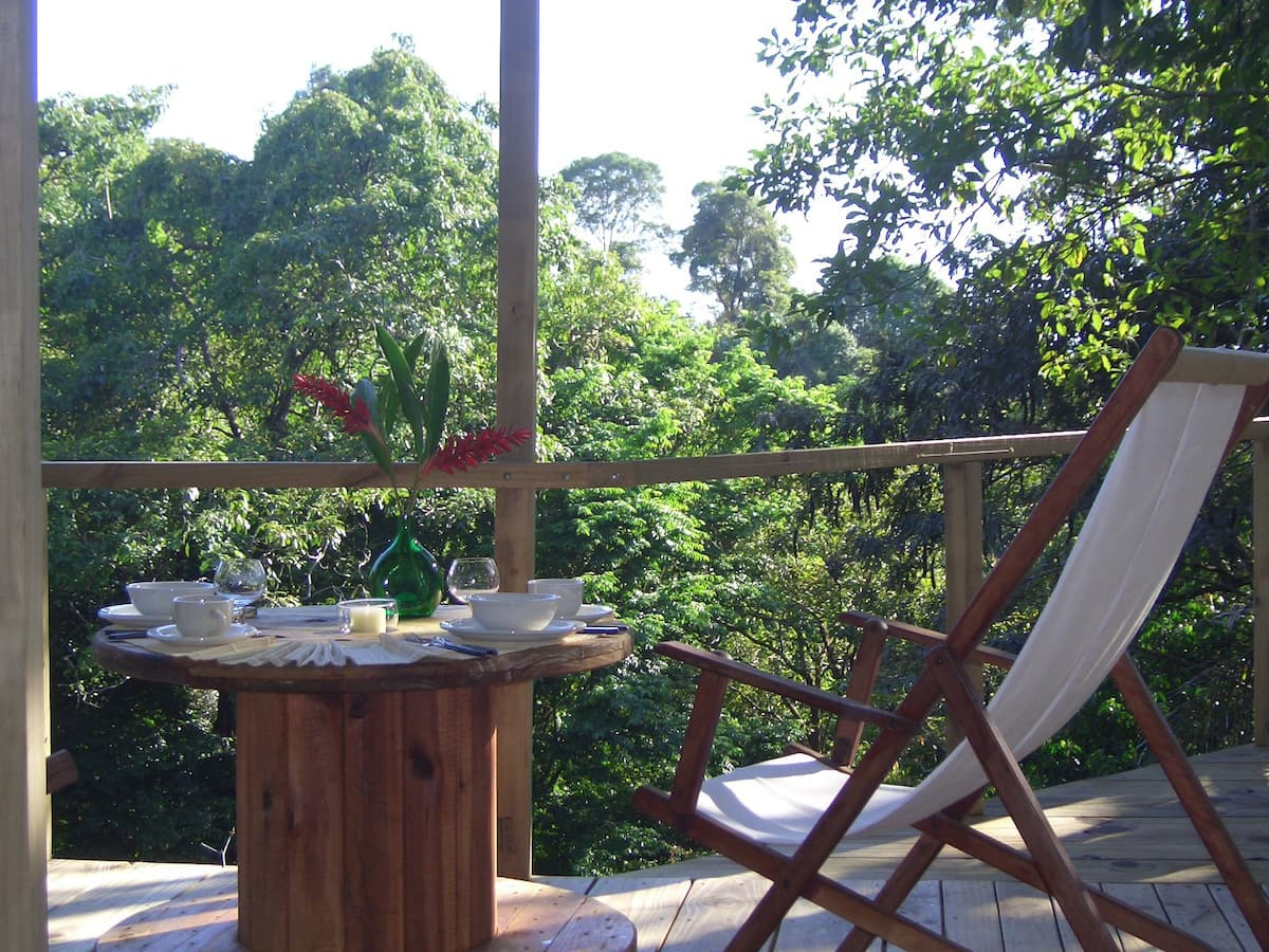 Airbnb Costa Rica Treehouse
