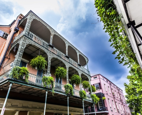Airbnbs in New Orleans