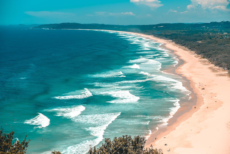 Beach Coastline - Best Byron Bay Airbnb