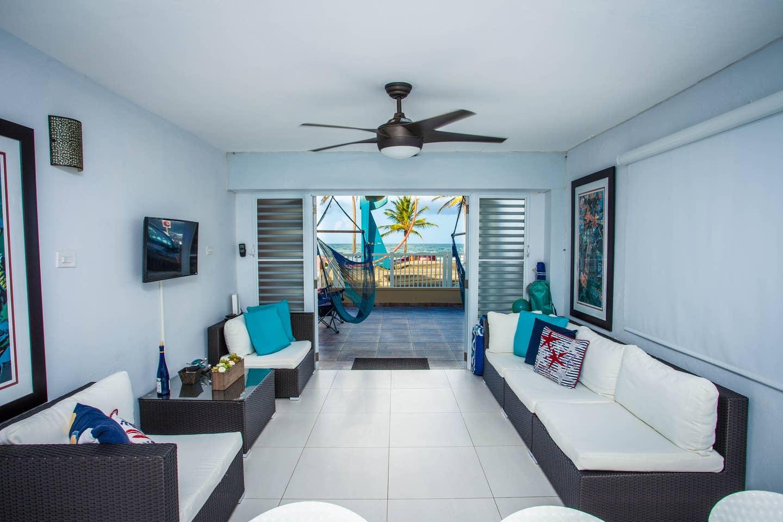 Beach House Airbnb Puerto Rico