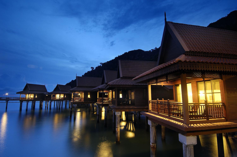 Berjaya Langkawi Resort Overwater Villas Malaysia