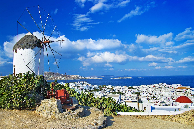 Best Airbnbs in Mykonos, Greece