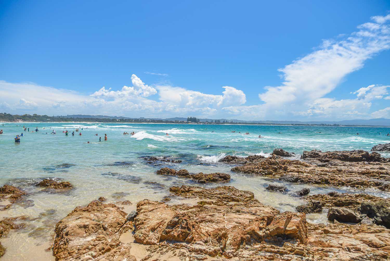 Byron Bay Beach - Best Airbnbs in Byron Bay