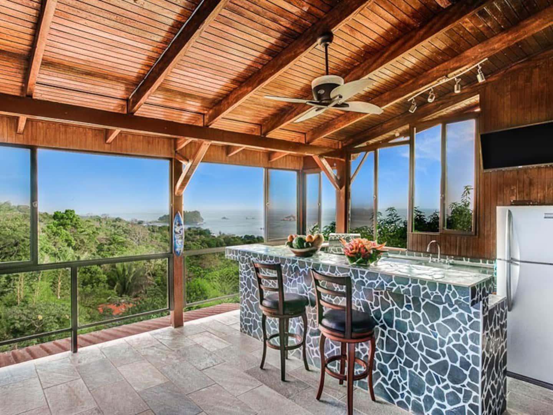 Coolest Airbnb in Costa Rica