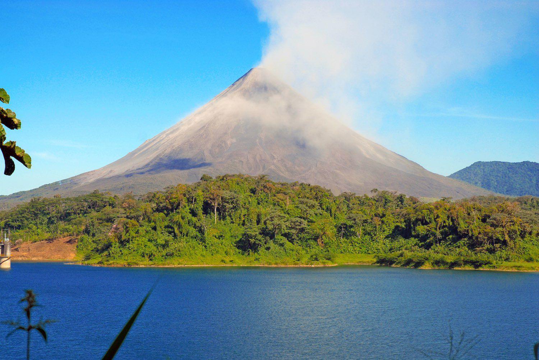 Costa Rica Landscape - Airbnbs in Costa Rica