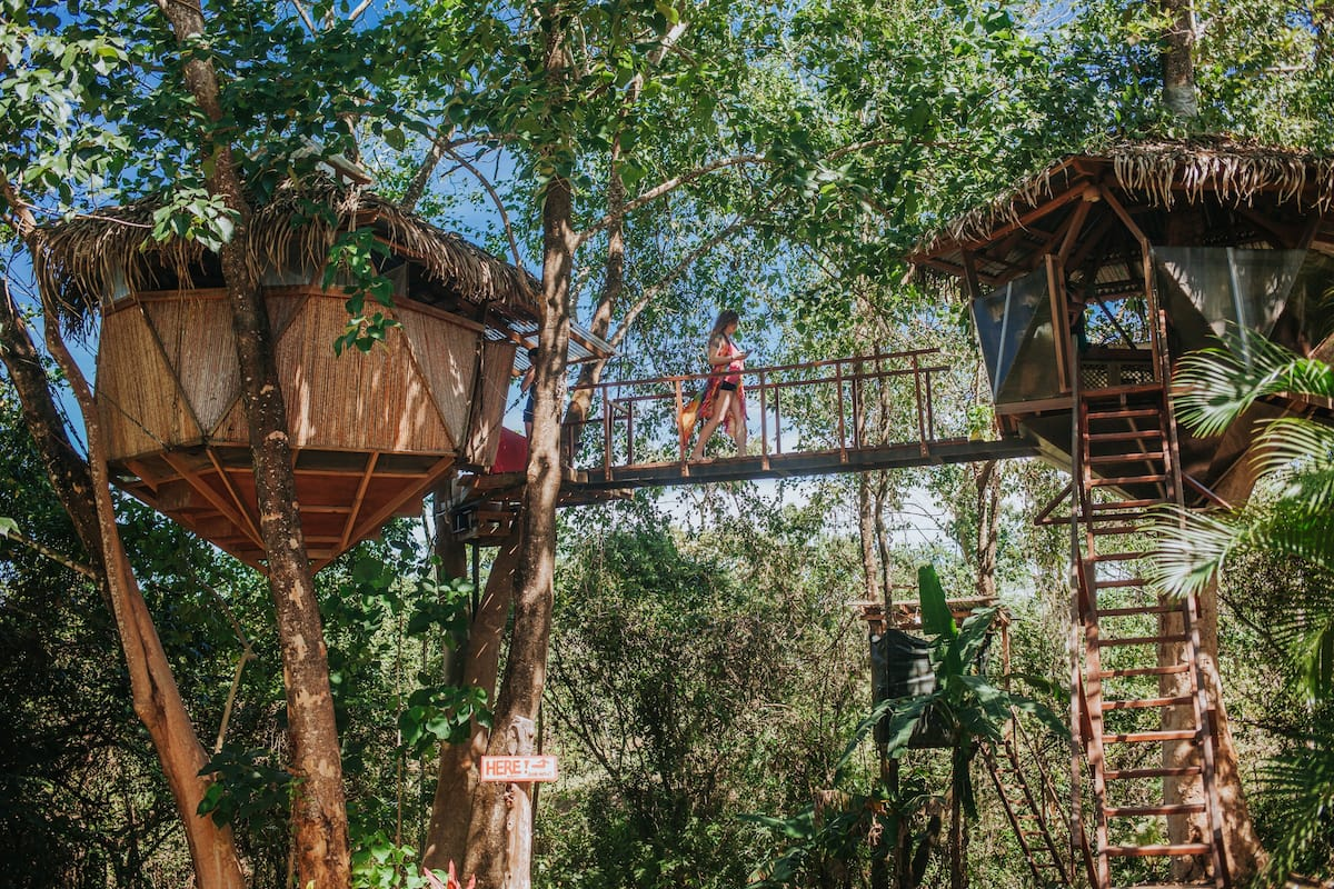 Costa Rica Treehouse Airbnb