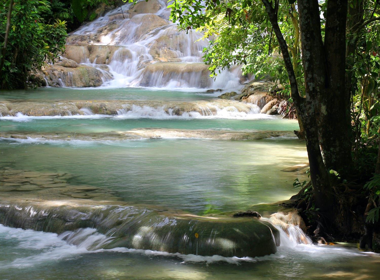 Dunn's River Falls, Jamaica Airbnb