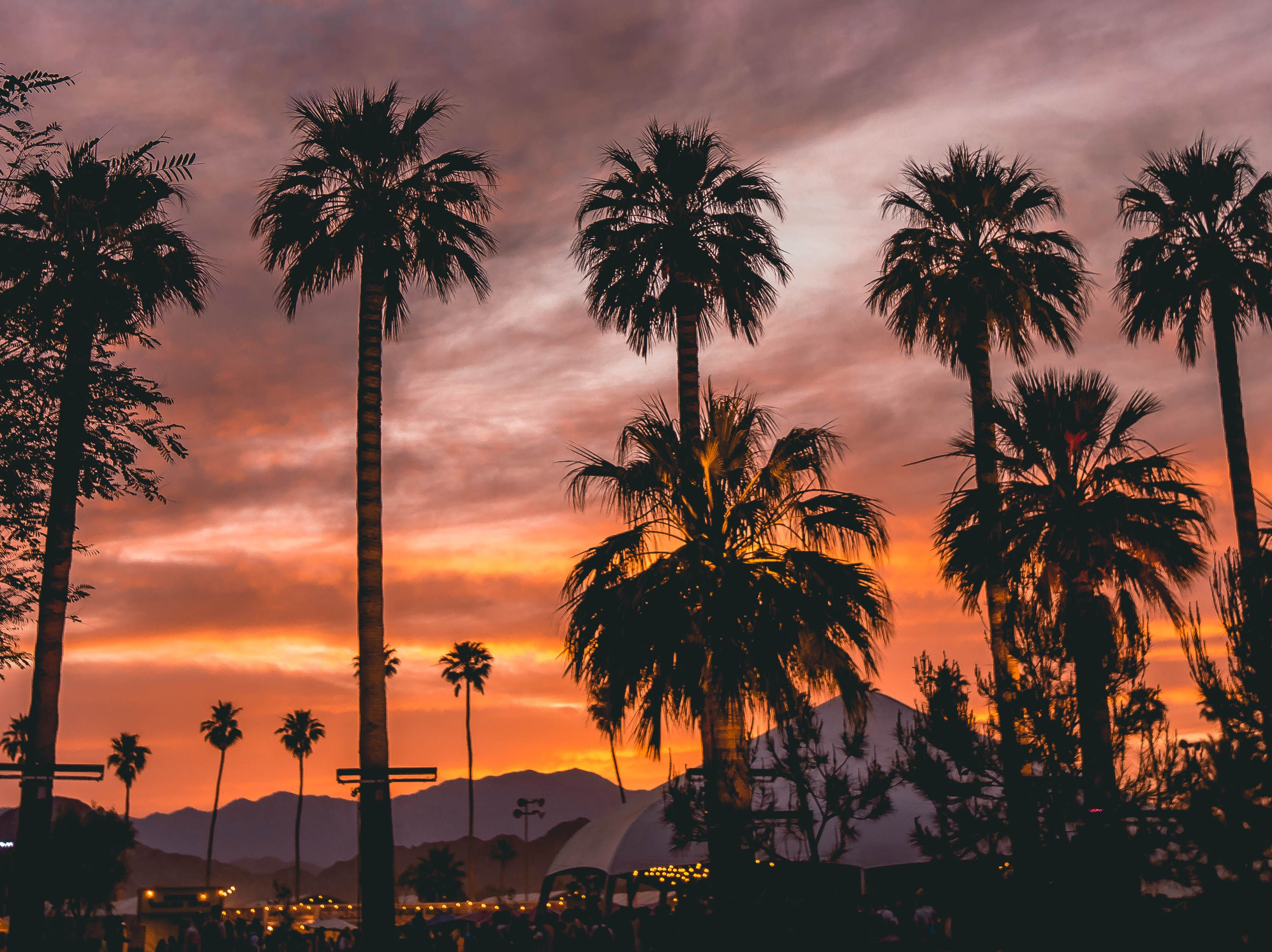 Indio - Glamping in Southern California 2020