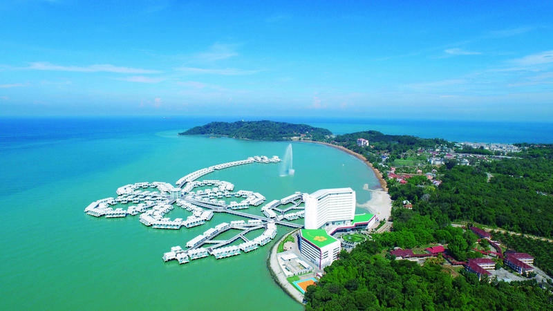 Lexis Hibiscus - Floating Villas Malaysia