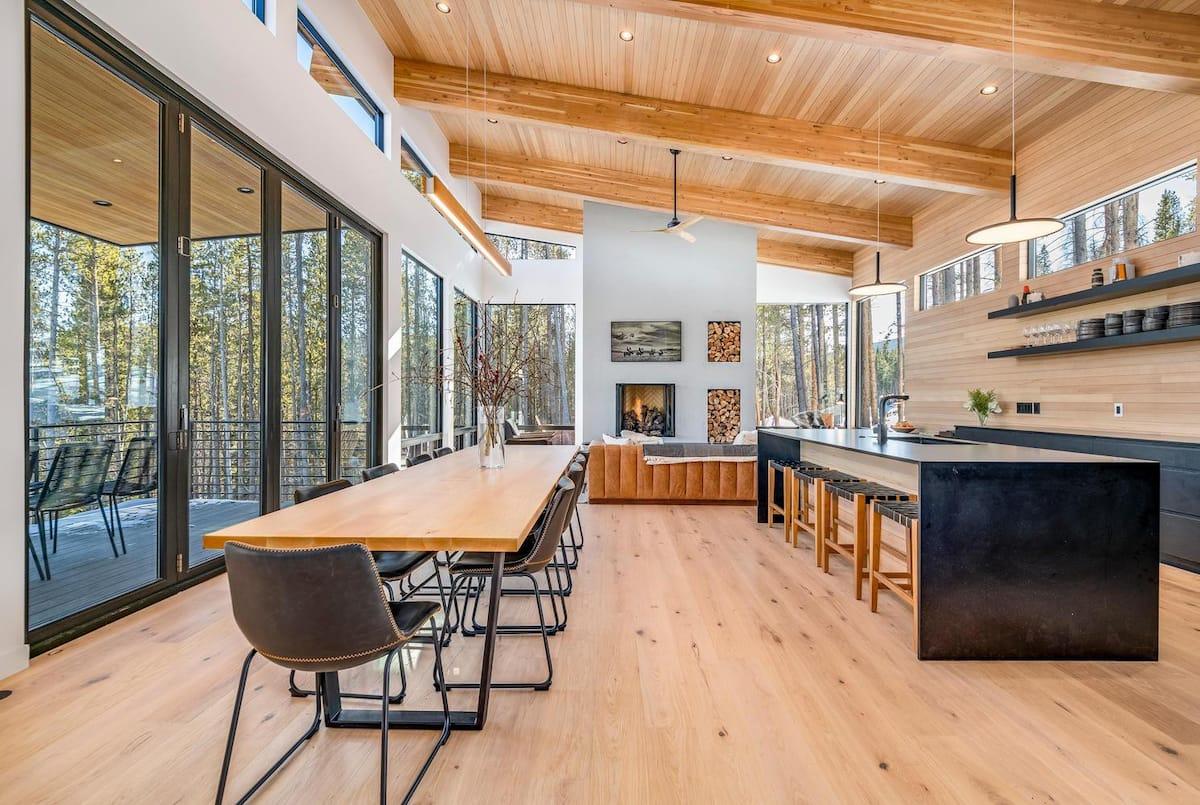 Luxury Airbnb in Breckenridge CO