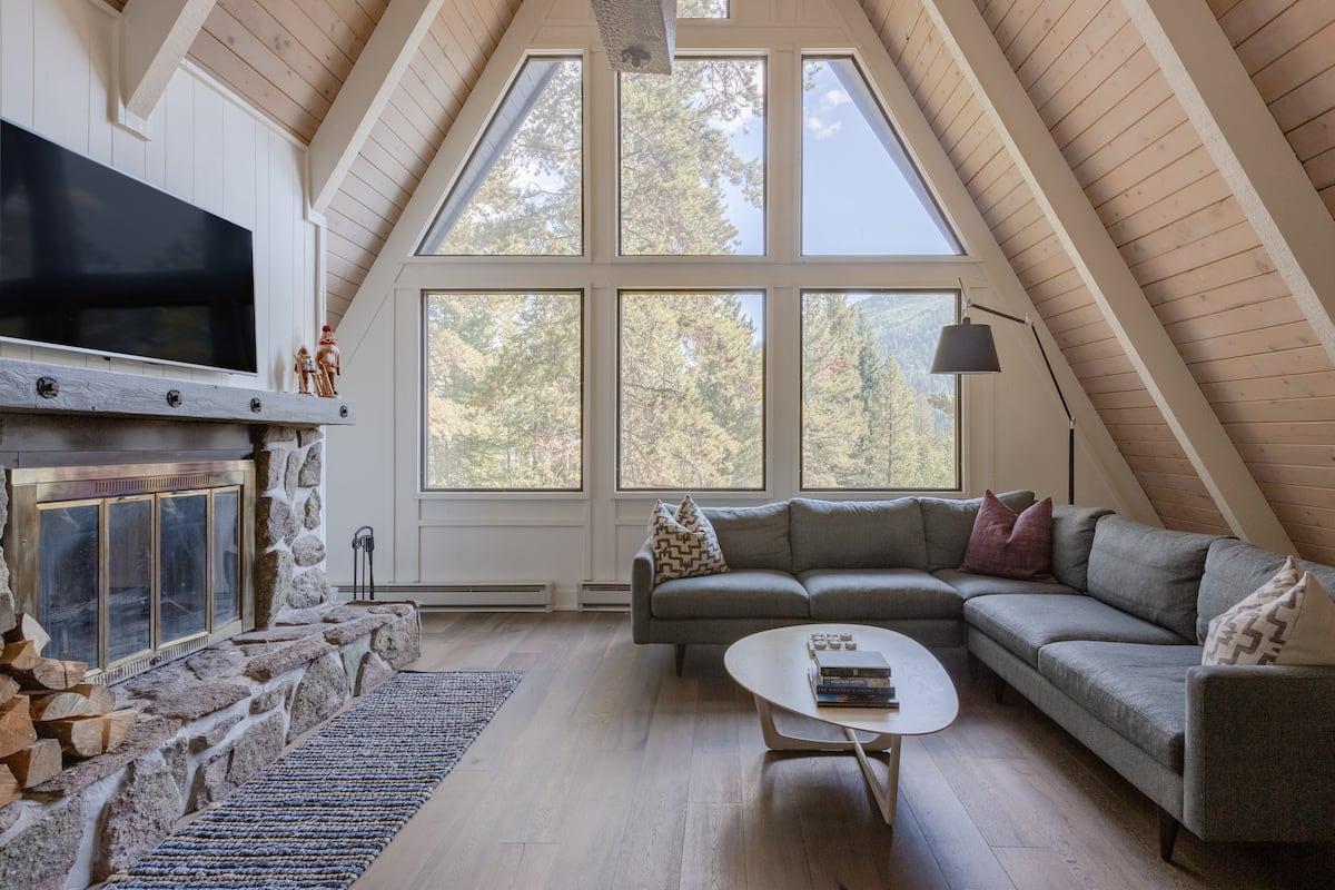 Luxury Cabin Airbnb Breckenridge CO