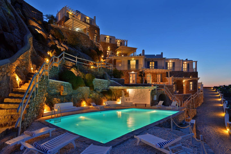 Luxury Mykonos Airbnb