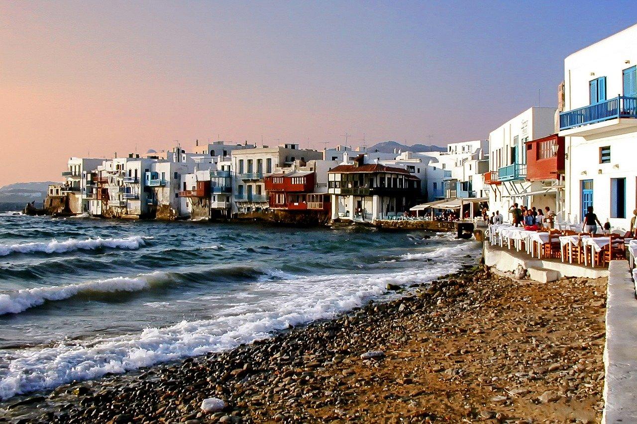Mykonos Airbnbs 2020